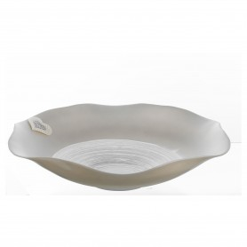 BOWL NATURAL D 41 VENERE SILVER