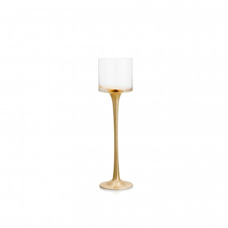 CIL. CON STELO D.12 H 45 REAL GOLD