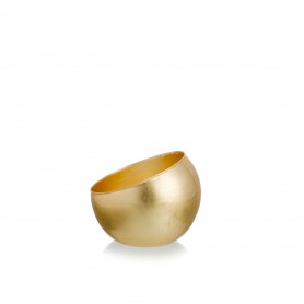 SFERA OBLIQUA D.20 H 16 REAL GOLD