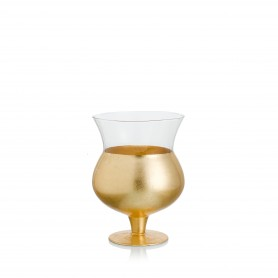 VASO GEORGIA H 26 D.19 REAL GOLD