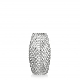 VASO DIAMOND H 26 D.13 REAL SILVER