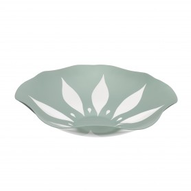 BOWL NATURAL D. 41 FARIDA DELUXE GREEN